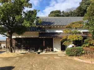 松山城・二の丸の米蔵