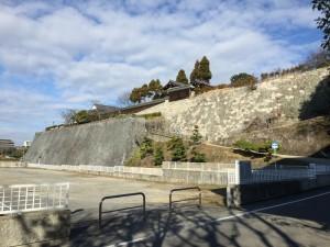 松山城・二の丸