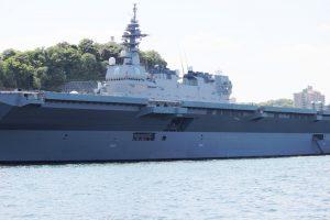 DDH-183(いずも型・いずも)