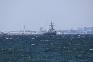 アメリカ海軍のイージス艦