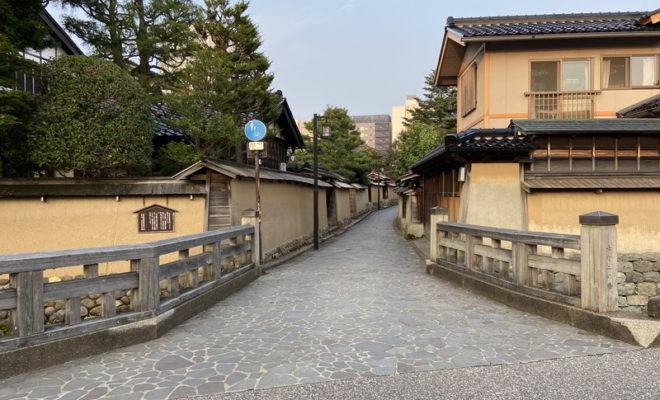 金沢「長町武家屋敷」