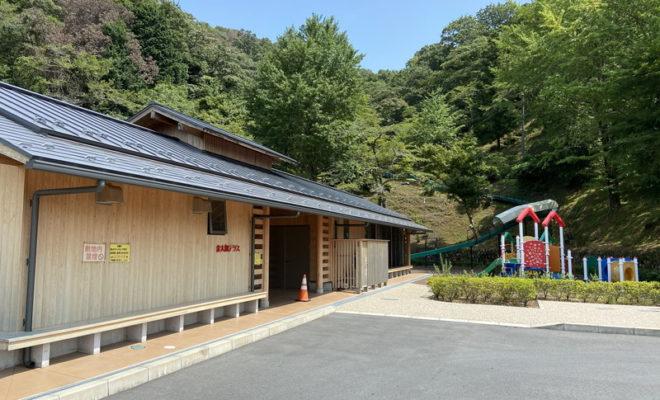 金時公園(金時神社)