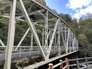 大函の鉄橋
