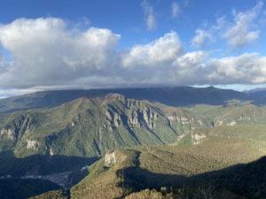 層雲峡ロープウェイ