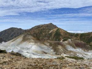 立山・地獄谷