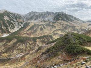立山(雄山・大汝山・富士ノ折立)