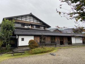 島崎藤村の生家