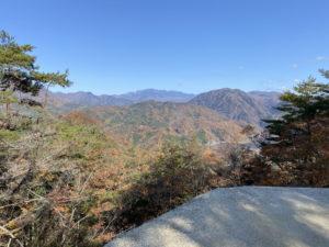 昇仙峡ロープウェイ展望台