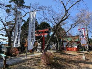 八雲神社((八王子山)