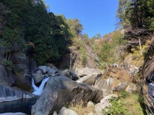 昇仙峡の荒川