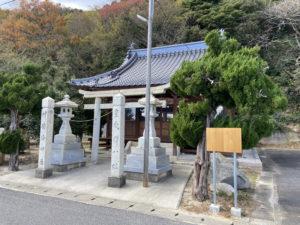 厳島神社 (周防大島)