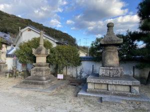 浄土寺・宝篋印塔
