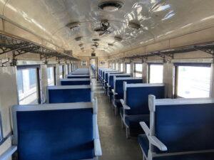 大井川鉄道の旧型客車