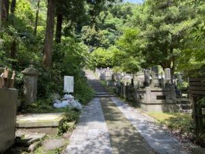 北条政子の墓への行き方