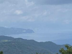 小室山からの展望
