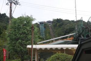 天橋立傘松公園ケーブルカー・リフト