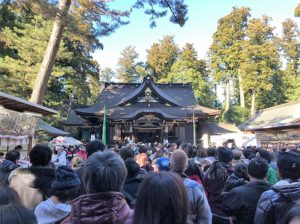 香取神宮・初詣