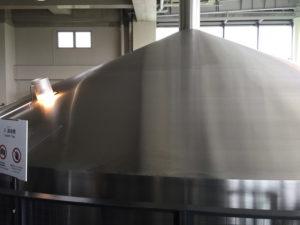 サントリーのビール工場見学