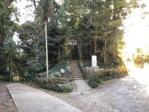 香取神宮・奥宮