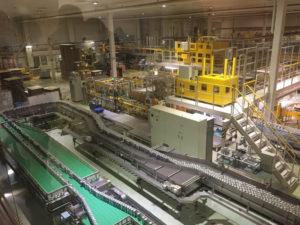 サントリー工場見学