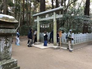 鹿島神宮の要石