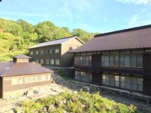 酸ヶ湯温泉の旅館