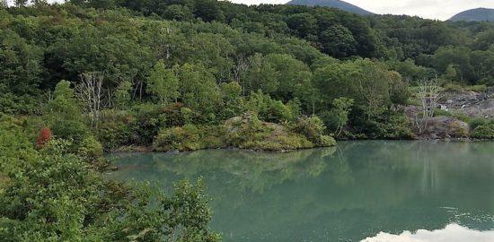 八甲田山の地獄沼