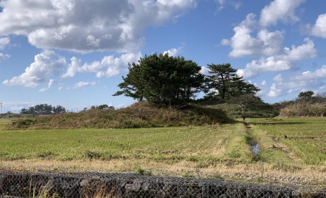 秋田の九十九島(象潟)