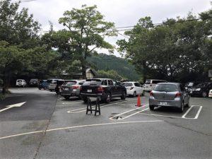 黒川温泉ふれあい駐車場