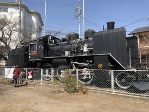 蒸気機関車C56-144号機