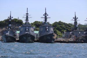 DDG-174(こんごう型・きりしま)