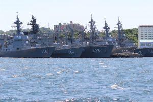 補給艦AOE-423(とわだ型・ときわ)