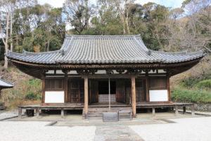 長保寺の本堂(国宝)