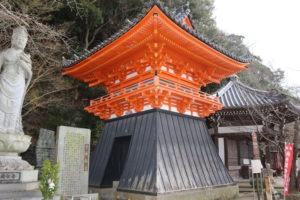 紀三井寺・鐘楼