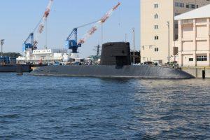 海上自衛隊の潜水艦