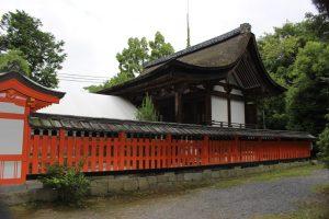 宇治神社の本殿