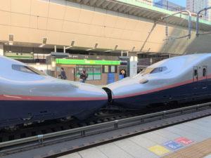 上越新幹線 Max E4系