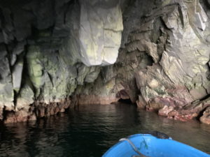 青の洞窟(八戸穴)