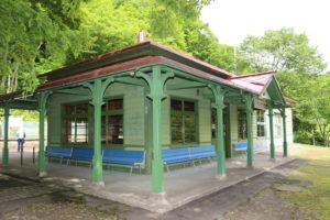 神居古潭駅