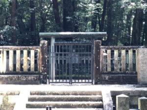 後醍醐天皇陵