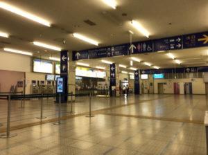 佐渡汽船新潟港ターミナル