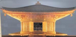 平泉・中尊寺の金色堂