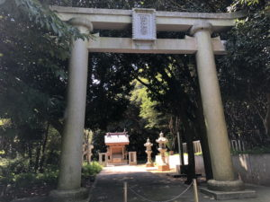 猿田神社・奥宮