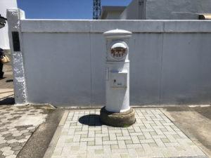 犬吠埼の郵便ポスト