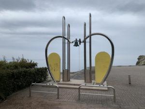 恋路海岸・幸せの鐘