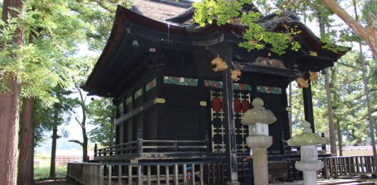 真田信之の霊屋