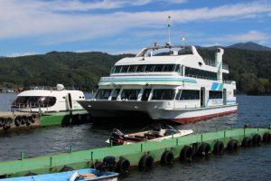 野尻湖定期船会社