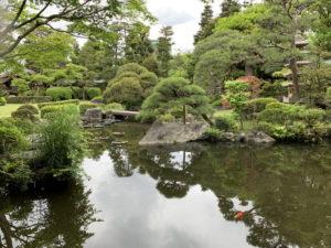 柴又帝釈天・庭園