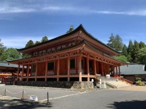 比叡山・阿弥陀堂