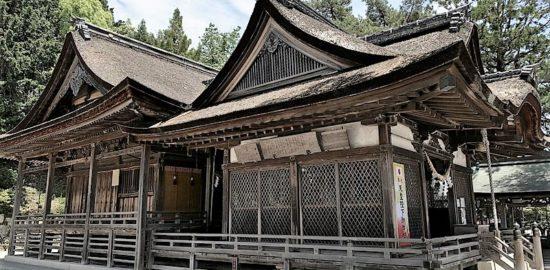 白鬚神社(滋賀県高島市)